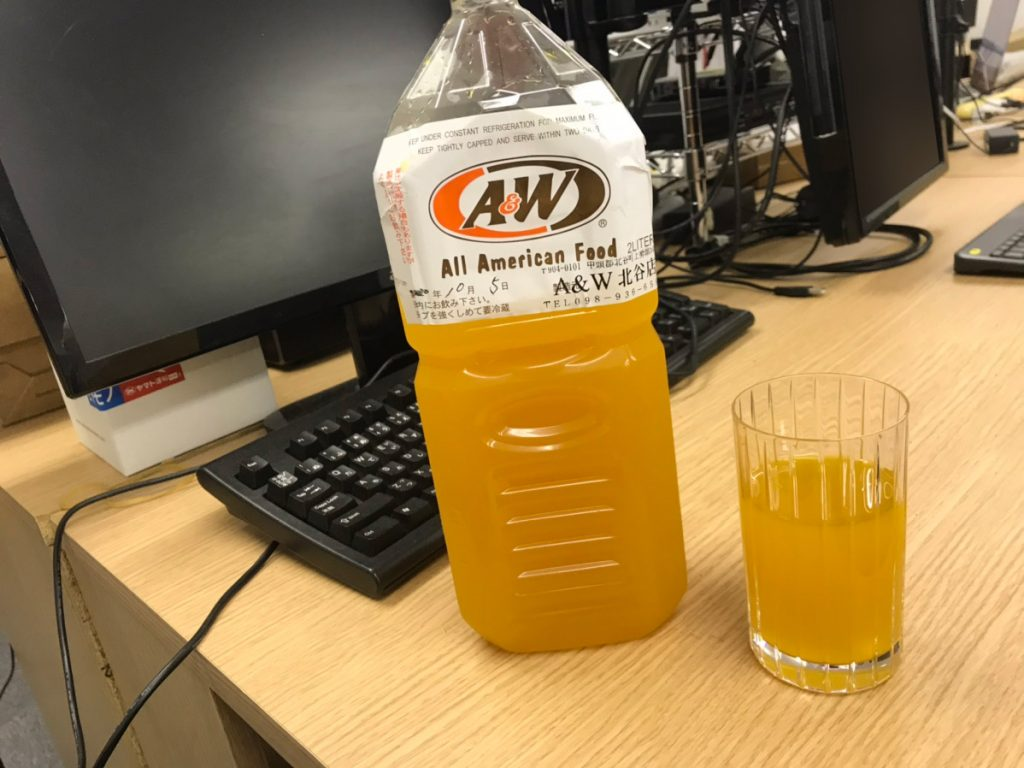 オレンジ ジュース 飲み たく なる